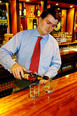 bartend stock photography | Ireland, County Cork, Old Midleton Distillery, Whiskey tasting, image id 4-900-1499