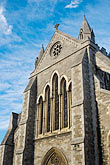 facade stock photography | Ireland, Dublin, Christ Church Cathedral, image id 4-900-30