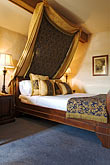 bed stock photography | Ireland, County Antrim, Bushmills Inn, image id 4-900-300