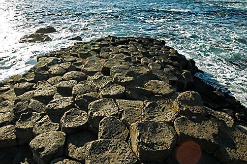 image 4-900-307 Ireland, County Antrim, Giants Causeway