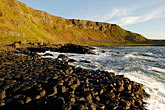 black stock photography | Ireland, County Antrim, Giant