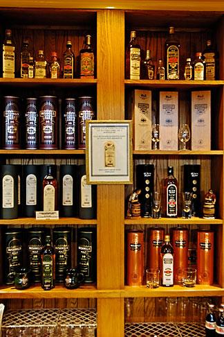 image 4-900-392 Ireland, County Antrim, Bushmills Distillery, Irish Whiskey