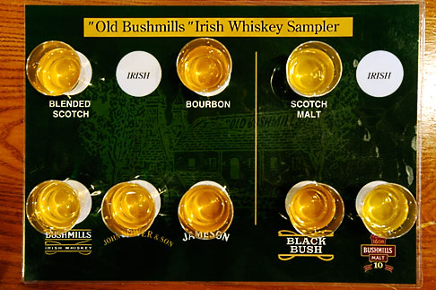 image 4-900-396 Ireland, County Antrim, Bushmills Distillery, Irish Whiskey