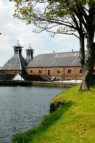 image 4-900-517 Ireland, County Antrim, Bushmills Distillery