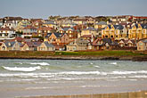 beach houses stock photography | Ireland, County Antrim, Portstewart town, image id 4-900-620