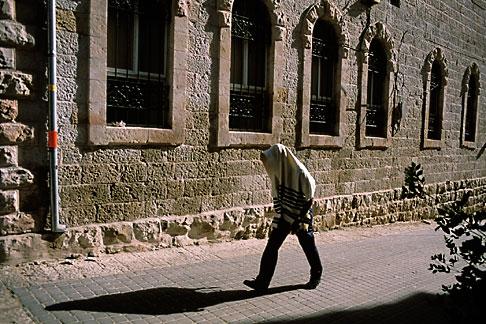 image 9-350-7 Israel, Jerusalem, Mea Shaarim, Orthodox neighborhood