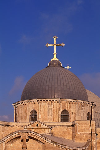 image 9-360-34 Israel, Jerusalem, Church of the Holy Sepulchre