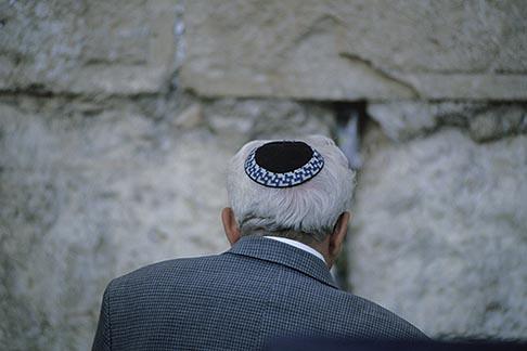 image 9-362-22 Israel, Jerusalem, Prayers, Western Wall