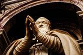 roma stock photography | Italy, Rome, Statue, Basilica di Santa Maria Maggiore, image id S4-500-3570