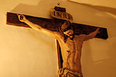 space stock photography | Italy, Rome, Crucifixion, Santa Prassede, image id S4-501-4123