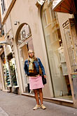 lady stock photography | Italy, Rome, Shopping, image id S4-501-4313