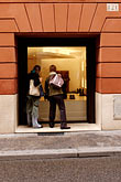 couple walking stock photography | Italy, Rome, Shopping, image id S4-501-4326