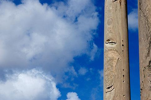 image S4-502-4849 Italy, Rome, Column, Forum