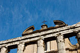 roman catholic stock photography | Italy, Rome, Forum, image id S4-502-4853