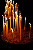 luminous stock photography | Italy, Rome, Candles, image id S4-502-5116