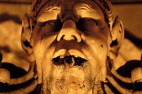 image S4-502-5419 Italy, Rome, Fountain, Piazza della Rotonda
