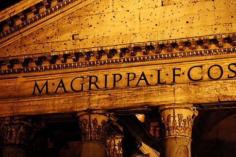 image S4-502-5425 Italy, Rome, Pantheon