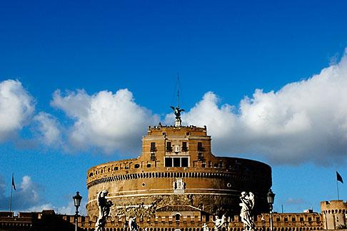 image S4-503-5598 Italy, Rome, Castel SantAngelo