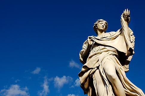 image S4-503-5608 Italy, Rome, Ponte SantAngelo
