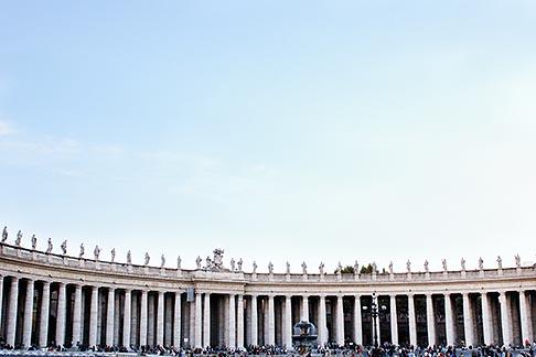image S4-503-5804 Italy, Rome, Piazza San Pietro