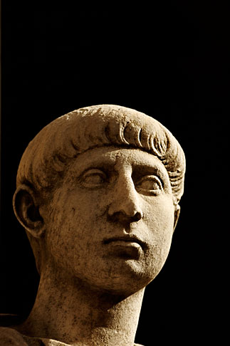 image S4-504-5860 Vatican City, Statue, Museo Pio Clementino