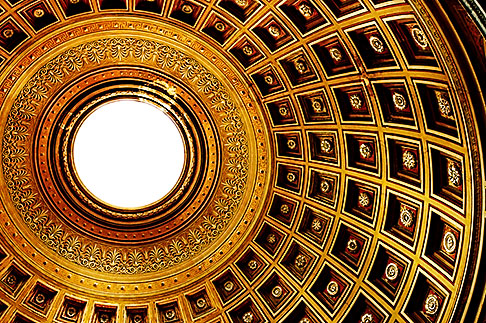 image S4-504-5864 Vatican City, Dome