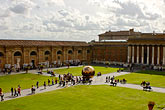 vatican museum stock photography | Vatican City, Courtyard, image id S4-504-5869