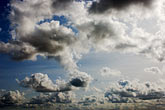 horizontal stock photography | Clouds, Storm clouds, image id S4-504-5871