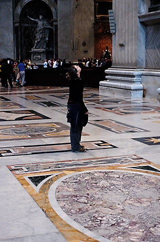 image S4-504-6013 Vatican City, St Peters Basilica