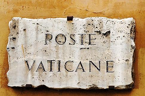 image S4-504-6061 Vatican City, Poste Vaticane