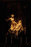 travel stock photography | Italy, Rome, Ecstasy of St. Teresa, Bernini, image id S4-505-6359