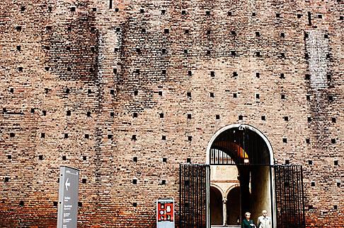image S4-510-6873 Italy, Milan, Castello Sforzesco