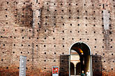 entrance stock photography | Italy, Milan, Castello Sforzesco, image id S4-510-6873