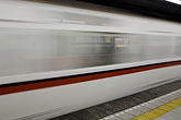 blurred stock photography | Japan, Tokyo, Tokyo subway train, image id 5-850-2099