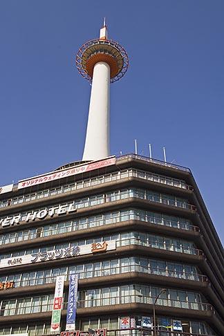 image 5-855-2144 Japan, Kyoto, Kyoto Tower