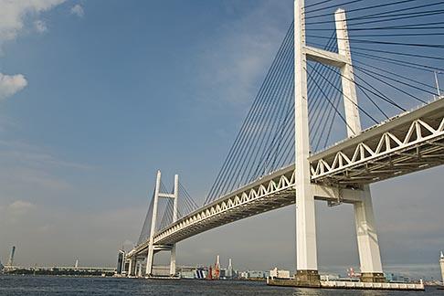 image 7-675-3937 Japan, Yokohama, Yokohama Bay Bridge