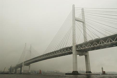 image 7-675-7769 Japan, Yokohama, Yokohama Bay Bridge