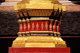 gold stock photography | Laos, Vientiane, Buddhist Temple detail, image id 8-552-43