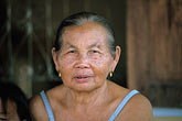 vientiane stock photography | Laos, Vientiane Province, Grandmother, Phon Hong, image id 8-572-20