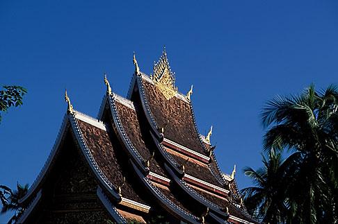 image 8-605-29 Laos, Luang Prabang, Haw Pha Bang pavilion