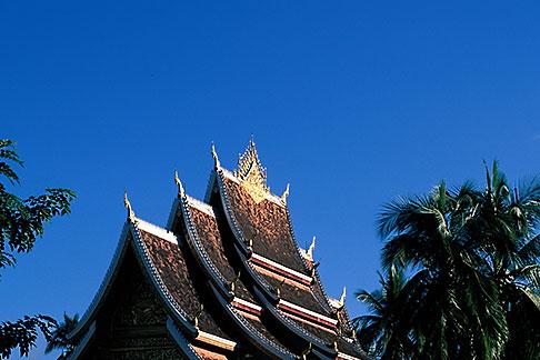 image 8-605-31 Laos, Luang Prabang, Haw Pha Bang pavilion