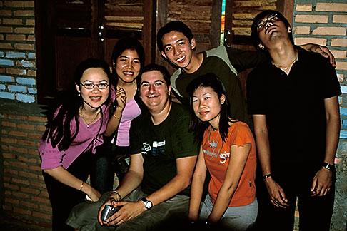 image S3-152-19 Laos, Phon Kham, Jhai Foundation staff