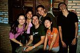 horizontal stock photography | Laos, Phon Kham, Jhai Foundation staff, image id S3-152-19