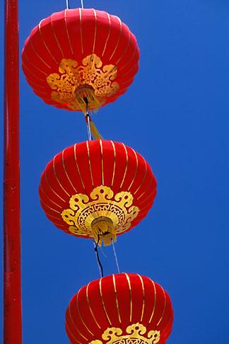 image 5-408-29 Macau, Chinese lanterns