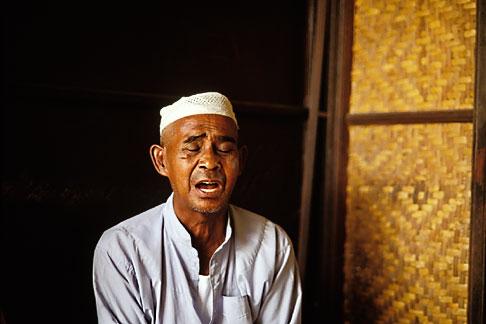 7-561-2  stock photo of Malaysia, Langkawi, Singer, Mahsuris Tomb