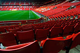 horizontal stock photography | England, Manchester, Old Trafford, Stadium for Manchester United, image id 7-690-7097