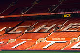 stadium stock photography | England, Manchester, Old Trafford, Stadium for Manchester United, image id 7-690-7133