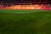 horizontal stock photography | England, Manchester, Old Trafford, Stadium for Manchester United, image id 7-690-7135