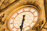 town hall clock stock photography | England, Manchester, Town Hall clock , image id 7-690-7198