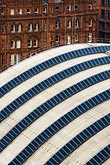 vertical stock photography | England, Manchester, Piccadilly Rail Station, roof, image id 7-690-7208